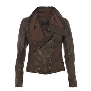 ✨ALL SAINTS✨Kaito Leather Jacket